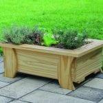 DIY: Planter Box