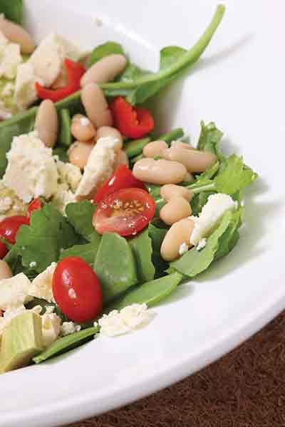 Best Ever Broad Bean Salad
