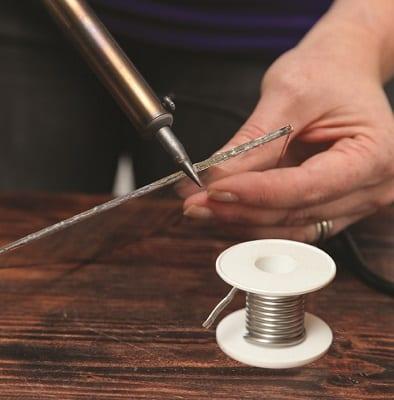 Terrarium DIY soldering