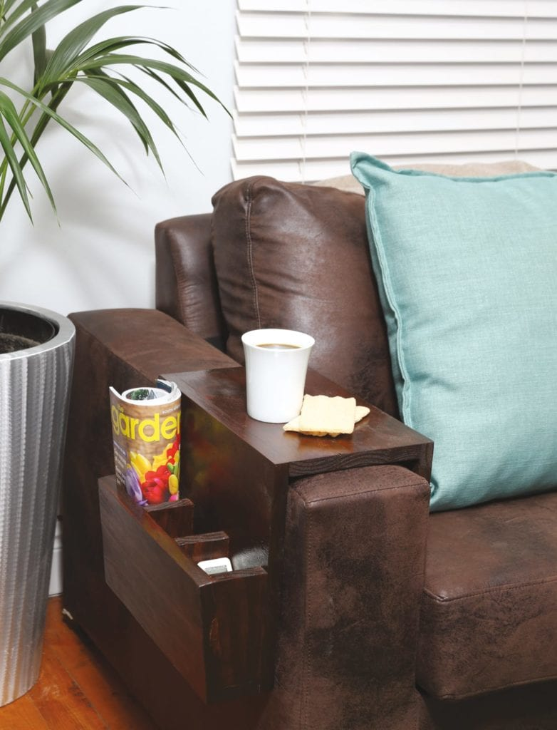 couch-arm table