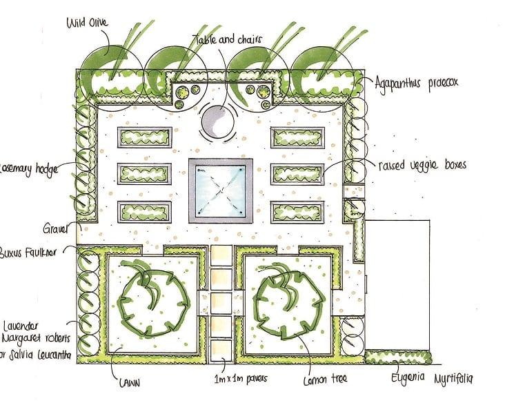 veggie patch