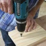 tamper handle drill