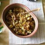 potato and chorizo side dish